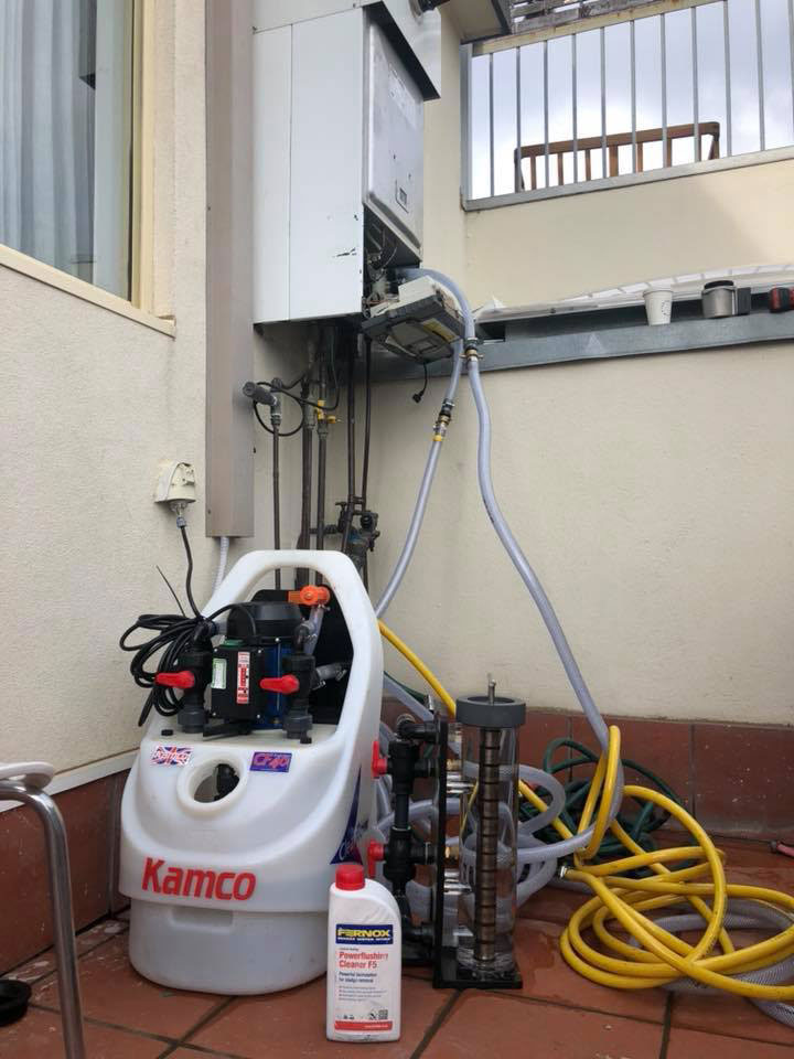 selected hydronic service